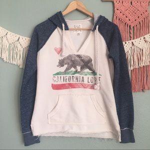 billabong | california hoodie size size medium